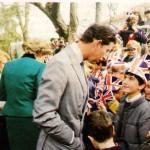 visita principes gales
