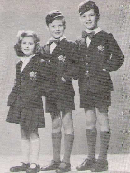 alunos 1940-1945